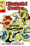 Cover for I Fantastici Quattro (Editoriale Corno, 1971 series) #86