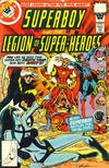 Cover for Superboy & the Legion of Super-Heroes (DC, 1977 series) #246 [Whitman]