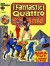 Cover for I Fantastici Quattro Gigante (Editoriale Corno, 1978 series) #10