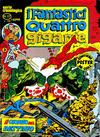 Cover for I Fantastici Quattro Gigante (Editoriale Corno, 1978 series) #27