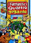 Cover for I Fantastici Quattro Gigante (Editoriale Corno, 1978 series) #25