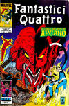 Cover for Fantastici Quattro (Edizioni Star Comics, 1988 series) #50