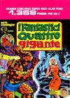 Cover for I Fantastici Quattro Gigante (Editoriale Corno, 1978 series) #33