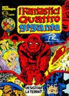 Cover for I Fantastici Quattro Gigante (Editoriale Corno, 1978 series) #36