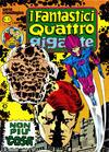 Cover for I Fantastici Quattro Gigante (Editoriale Corno, 1978 series) #37