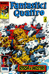 Cover for Fantastici Quattro (Edizioni Star Comics, 1988 series) #47