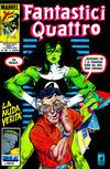 Cover for Fantastici Quattro (Edizioni Star Comics, 1988 series) #48