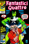 Cover for Fantastici Quattro (Edizioni Star Comics, 1988 series) #48