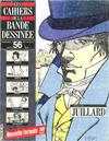 Cover for Les Cahiers de la Bande Dessinée (Glénat, 1984 series) #56