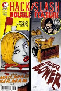 Cover Thumbnail for Hack/Slash: The Series (Devil's Due Publishing, 2007 series) #23 [Cover A]