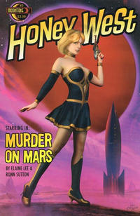 Cover Thumbnail for Honey West (Moonstone, 2010 series) #3