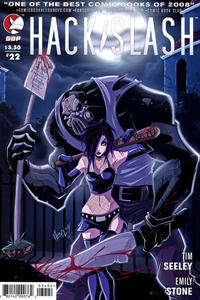 Cover Thumbnail for Hack/Slash: The Series (Devil's Due Publishing, 2007 series) #22