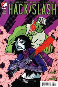 Cover Thumbnail for Hack/Slash: The Series (Devil's Due Publishing, 2007 series) #19