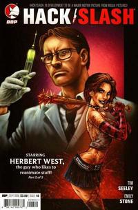 Cover Thumbnail for Hack/Slash: The Series (Devil's Due Publishing, 2007 series) #16