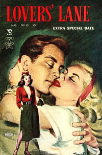 Cover Thumbnail for Lovers' Lane (Lev Gleason, 1949 series) #15