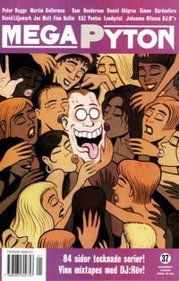 Cover Thumbnail for Mega Pyton (Egmont, 2000 series) #1/2000 (37)