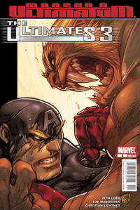 Cover Thumbnail for The Ultimates 3 (Editorial Televisa, 2008 series) #2
