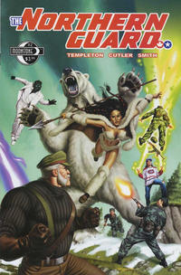 Cover Thumbnail for The Northern Guard (Moonstone, 2011 series) #2