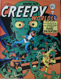 Cover Thumbnail for Creepy Worlds (Alan Class, 1962 series) #81