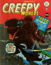 Cover Thumbnail for Creepy Worlds (Alan Class, 1962 series) #156
