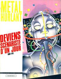 Cover for Métal Hurlant (Les Humanoïdes Associés, 1975 series) #63