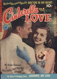 Cover Thumbnail for Cinderella Love (Ziff-Davis, 1950 series) #8