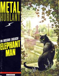 Cover for Métal Hurlant (Les Humanoïdes Associés, 1975 series) #62