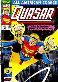 Cover Thumbnail for All American Comics (Comic Art, 1989 series) #29