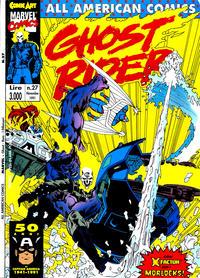 Cover Thumbnail for All American Comics (Comic Art, 1989 series) #27