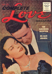 Cover Thumbnail for Complete Love Magazine (Ace Magazines, 1951 series) #v31#4 / 185