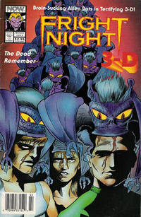 Cover Thumbnail for Fright Night 3-D Winter Special (Now, 1993 series)