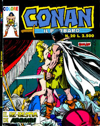 Cover Thumbnail for Conan il barbaro (Comic Art, 1989 series) #20