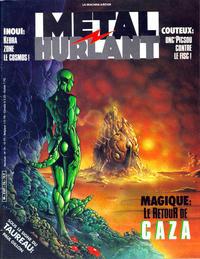 Cover Thumbnail for Métal Hurlant (Les Humanoïdes Associés, 1975 series) #74