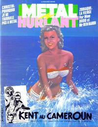 Cover Thumbnail for Métal Hurlant (Les Humanoïdes Associés, 1975 series) #78