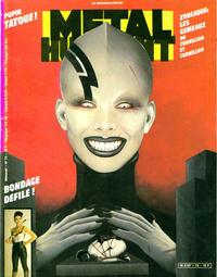 Cover for Métal Hurlant (Les Humanoïdes Associés, 1975 series) #75