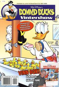 Cover Thumbnail for Donald Ducks Show (Hjemmet / Egmont, 1957 series) #[Vintershow 2011]