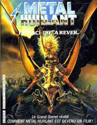 Cover Thumbnail for Métal Hurlant (Les Humanoïdes Associés, 1975 series) #68