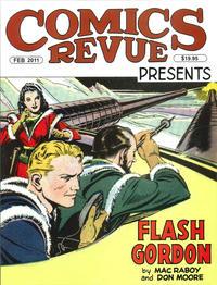 Cover Thumbnail for Comics Revue (Manuscript Press, 1985 series) #297-298
