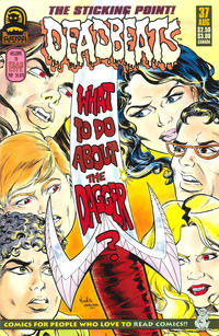 Cover Thumbnail for Deadbeats (Claypool Comics, 1993 series) #37