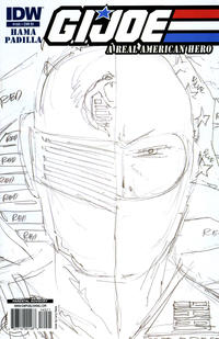Cover Thumbnail for G.I. Joe: A Real American Hero (IDW, 2010 series) #160 [Retailer Incentive Cover]