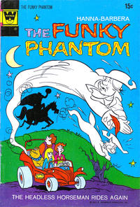 Cover Thumbnail for Hanna-Barbera The Funky Phantom (Western, 1972 series) #2 [Whitman Variant]