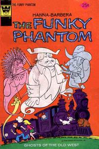 Cover Thumbnail for Hanna-Barbera The Funky Phantom (Western, 1972 series) #11 [Whitman Variant]