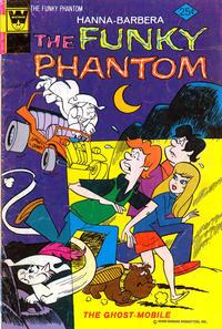 Cover Thumbnail for Hanna-Barbera The Funky Phantom (Western, 1972 series) #12 [Whitman Variant]