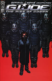 Cover Thumbnail for G.I. Joe: Rise of Cobra Movie Adaptation (IDW, 2009 series) #2 [Cover A]