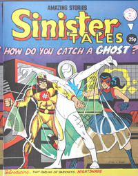 Cover Thumbnail for Sinister Tales (Alan Class, 1964 series) #187