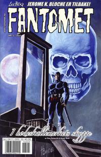 Cover Thumbnail for Fantomet (Hjemmet / Egmont, 1998 series) #5/2011