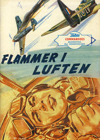 Cover Thumbnail for Commandoes (Fredhøis forlag, 1973 series) #26