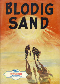 Cover Thumbnail for Commandoes (Fredhøis forlag, 1973 series) #30