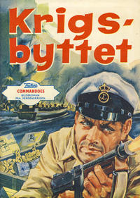 Cover Thumbnail for Commandoes (Fredhøis forlag, 1973 series) #32