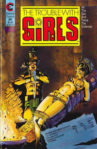 Cover Thumbnail for The Trouble with Girls (Malibu, 1987 series) #8
